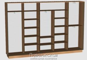 Шкафы-купе шкафы-купе в ульяновске, кухни на заказ от пмк.